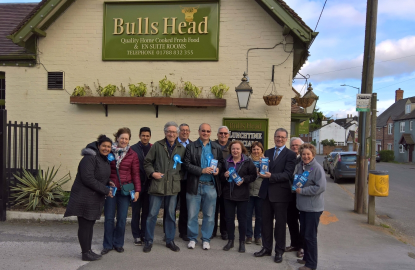 Brinklow canvass