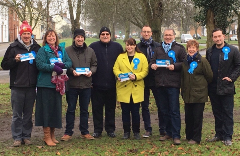 Canvassing in Hillmorton